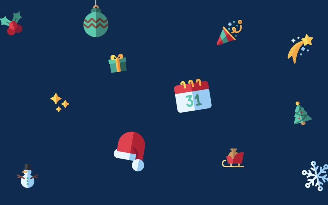 Le Groupe City vous souhaite de joyeuses fêtes !